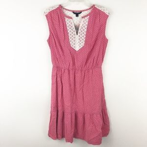 Tommy Hilfiger peasant style dress